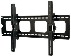 "Tilting Wall Mount bracket with extra wide plate fits most 42"" ~ 70"" max weight up to 220lbs Max VESA 870x480-0"