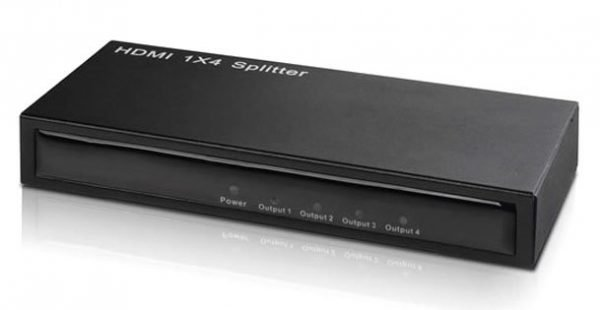 HDMI Splitter 1x4 - 1in-4Out-52