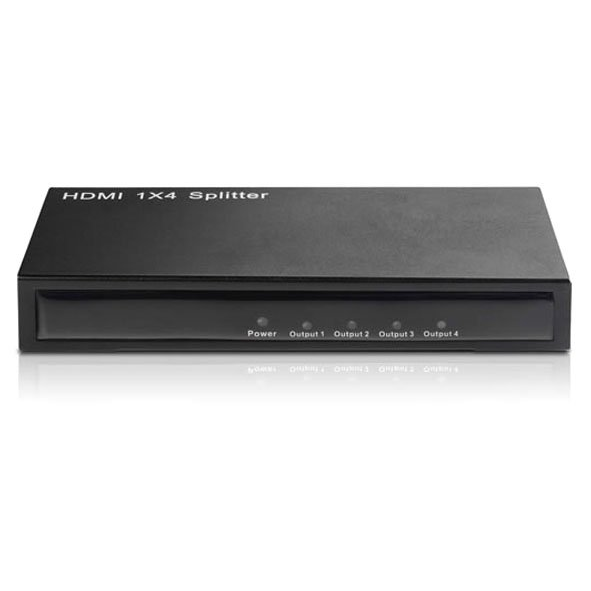 HDMI Splitter 1x4 - 1in-4Out-53