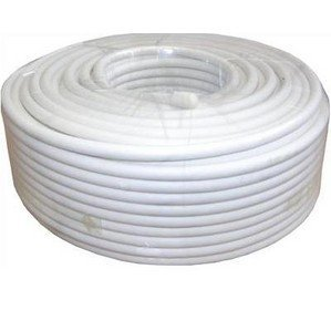 Coaxial RG6 cable 100ft Roll - Available in Black or White-231
