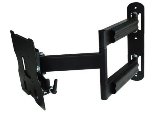 """Articulating / Full-Motion Wall Mount 23"""" ~ 40"""" & max weight up to 80lbs. Max VESA 200x200-0"""