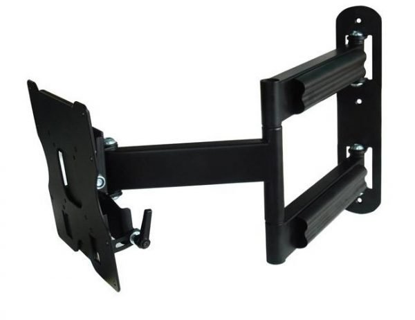 "Articulating / Full-Motion Wall Mount 23"" ~ 40"" & max weight up to 80lbs. Max VESA 200x200-0"