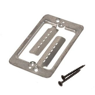 Single Gang Wall Plate Bracket