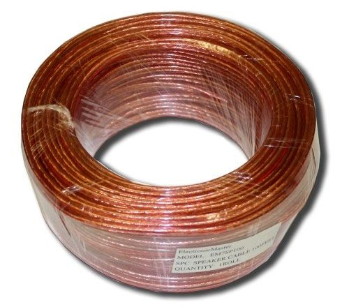 Speaker Wire 100ft - 16AWG-0
