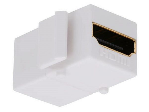 HDMI Keystone Jack (front view)