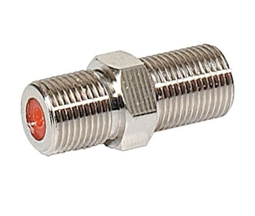 Coaxial F type Connector Female to Female (Pack 10pcs)-0