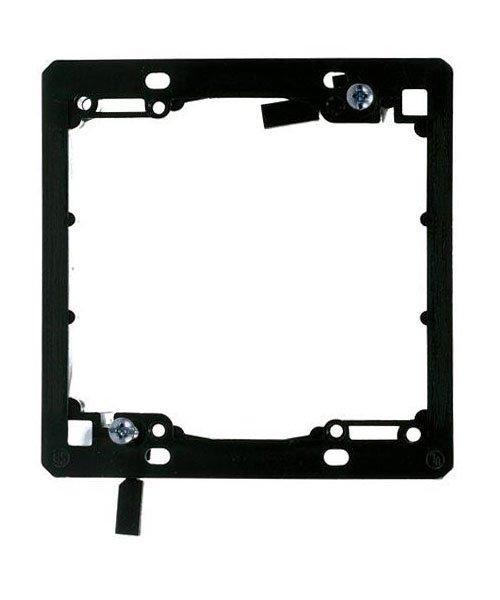 2 Gang Low Voltage Wall Plate Mounting Bracket - Arlington LV2