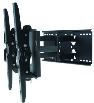 "Articulating / Full-Motion Wall Mount for 42"" ~ 70"" & max weight up to 220lbs. Max VESA 770x480-0"