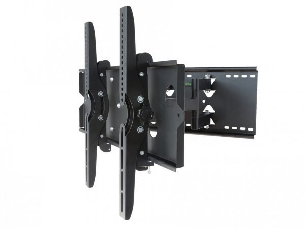 """Articulating / Full-Motion Wall Mount for 42"""" ~ 70"""" & max weight up to 220lbs. Max VESA 770x480-278"""