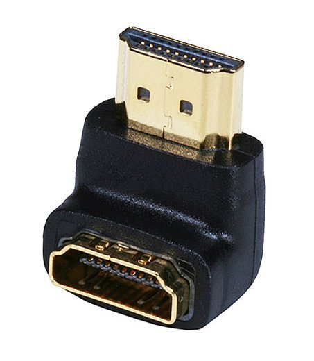 HDMI 90 Degree Right Angle Adapter-260