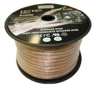 Speaker Wire 200ft - 14AWG-0