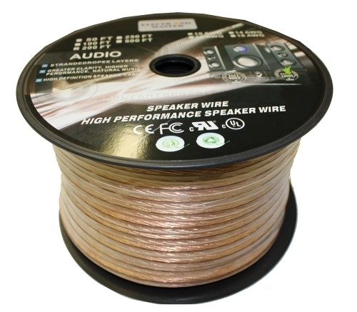 Speaker Wire 200ft - 14AWG-0