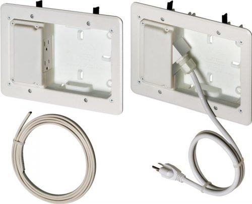 Arlington TVL2508KGC Low Profile TV Box™ for Shallow Wall Depths -0