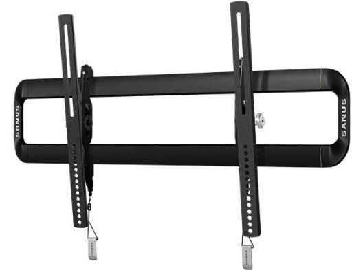 "Sanus VLT5-B3 Tilting Wall Mount for 51"" ~ 80"" TVs & max weight up to 125lbs. Max VESA 675x410-643"
