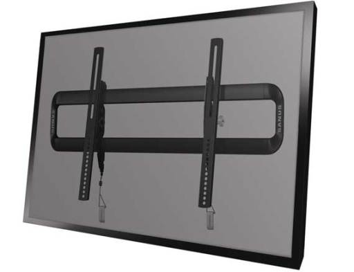 "Sanus VLT5-B3 Tilting Wall Mount for 51"" ~ 80"" TVs & max weight up to 125lbs. Max VESA 675x410-647"