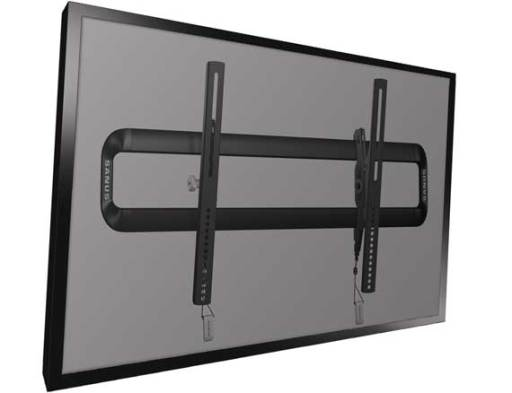 "Sanus VLT5-B3 Tilting Wall Mount for 51"" ~ 80"" TVs & max weight up to 125lbs. Max VESA 675x410-642"