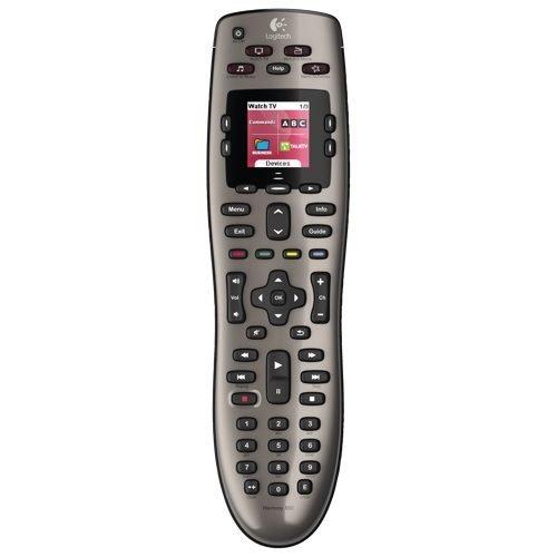 Logitech Harmony 650 Universal Remote Control-0