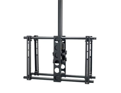 """Sanus LC2A-B3 Back to Back Double sided Ceiling Mount for TV size 37"""" to 70"""" & up to 260 lbs max capacity-0"""