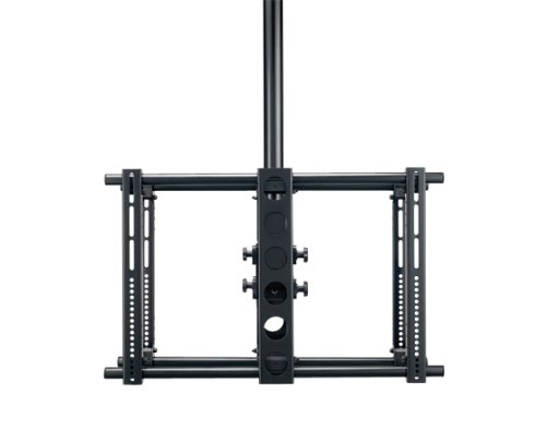 """Sanus LC2A-B3 Back to Back Double sided Ceiling Mount for TV size 37"""" to 70"""" & up to 260 lbs max capacity-711"""