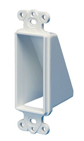 Cable Pass-through Insert for Decora Wall Plate