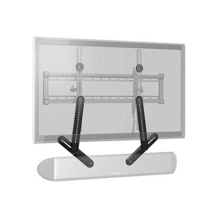 Sanus SA405 Sound Bar Mount Brackets (1 Pair) - Universal Design & Supports up to 15lbs-860