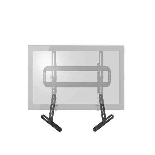 Sanus SA405 Sound Bar Mount Brackets (1 Pair) - Universal Design & Supports up to 15lbs-858