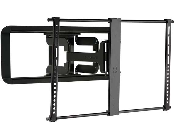 """Sanus VLF320 Super Slim Articulating / Full-Motion Wall Mount for 51"""" ~ 70"""" TVs & Max weight up to 120lbs. Max VESA 730x420-841"""