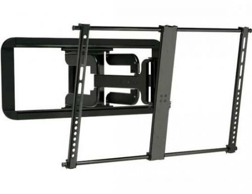 "Sanus VLF320 Super Slim Articulating / Full-Motion Wall Mount for 51"" ~ 70"" TVs & Max weight up to 120lbs. Max VESA 730x420-0"