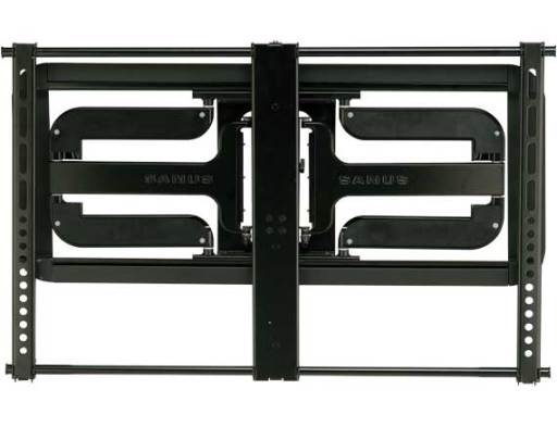 """Sanus VLF320 Super Slim Articulating / Full-Motion Wall Mount for 51"""" ~ 70"""" TVs & Max weight up to 120lbs. Max VESA 730x420-842"""