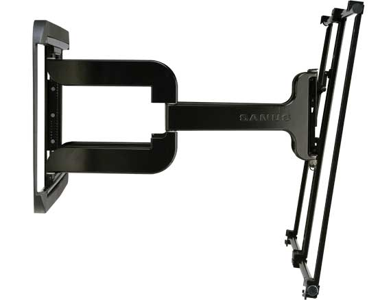 """Sanus VLF320 Super Slim Articulating / Full-Motion Wall Mount for 51"""" ~ 70"""" TVs & Max weight up to 120lbs. Max VESA 730x420-844"""