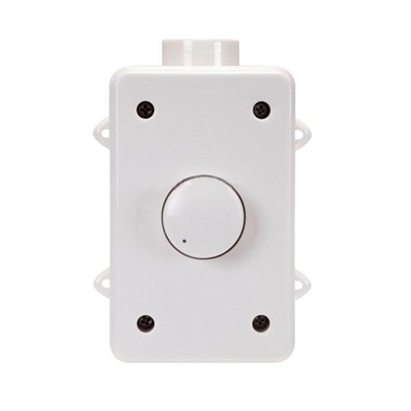 Rotary Type Outdoor Speaker Volume Control 100 Watts RMS-0