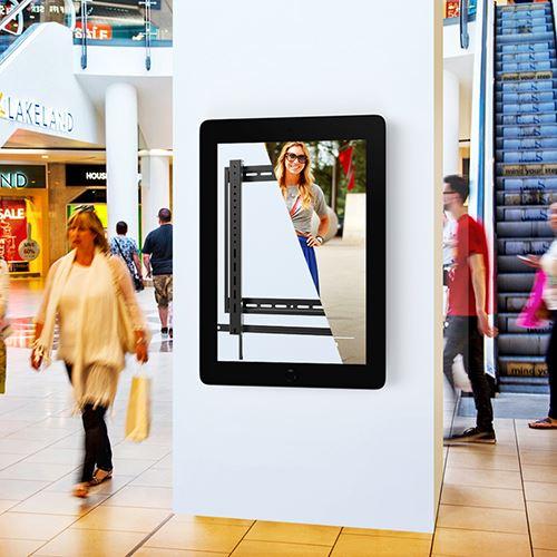 Portrait TV Wall Mount for Digital Signage