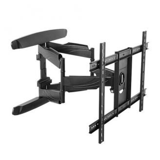 Full Motion Low Profile TV Wall Mount