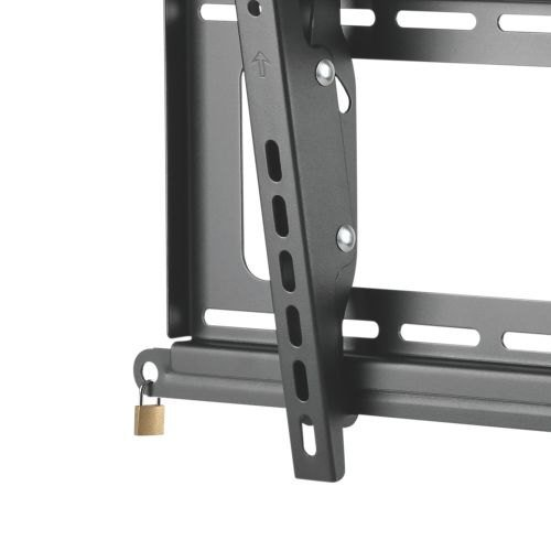 "Tilting Wall Mount Bracket with Micro-Adjustment Leveling for 40"" ~ 80"" TV & Max weight up to 176lbs Max VESA 600x400-1187"