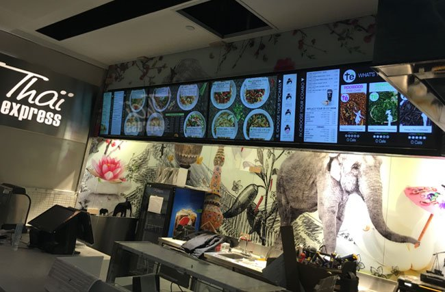 Digital Signage Installation Service