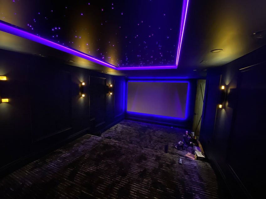 Home Theater Design & Install