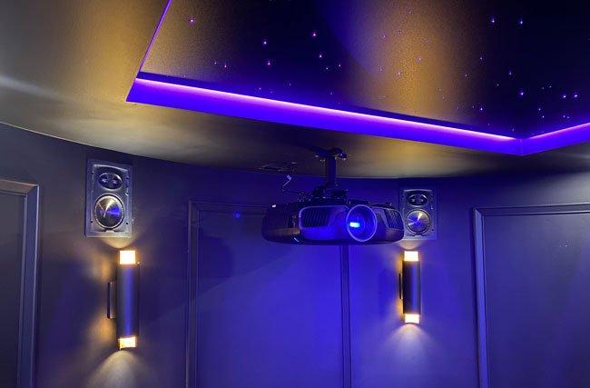 Projector & Screen Installation Service