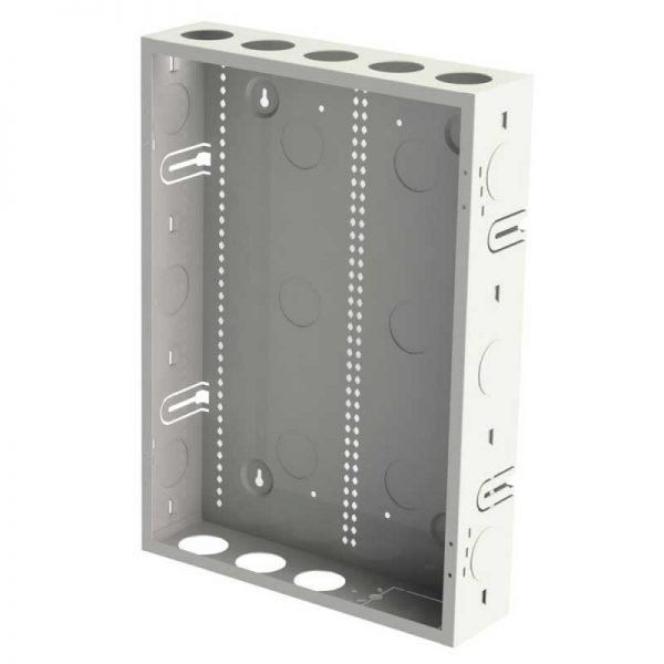 Structured Enclosure for Media Devices - AV Back Box 20x14 inch