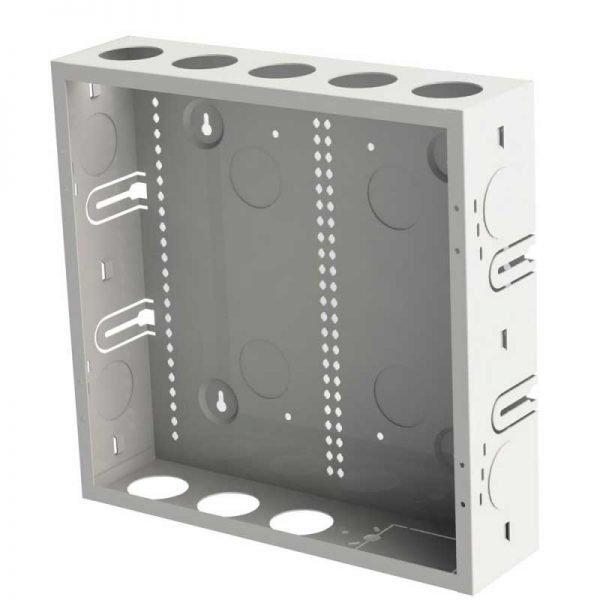 AV Back Box for In Wall Storage