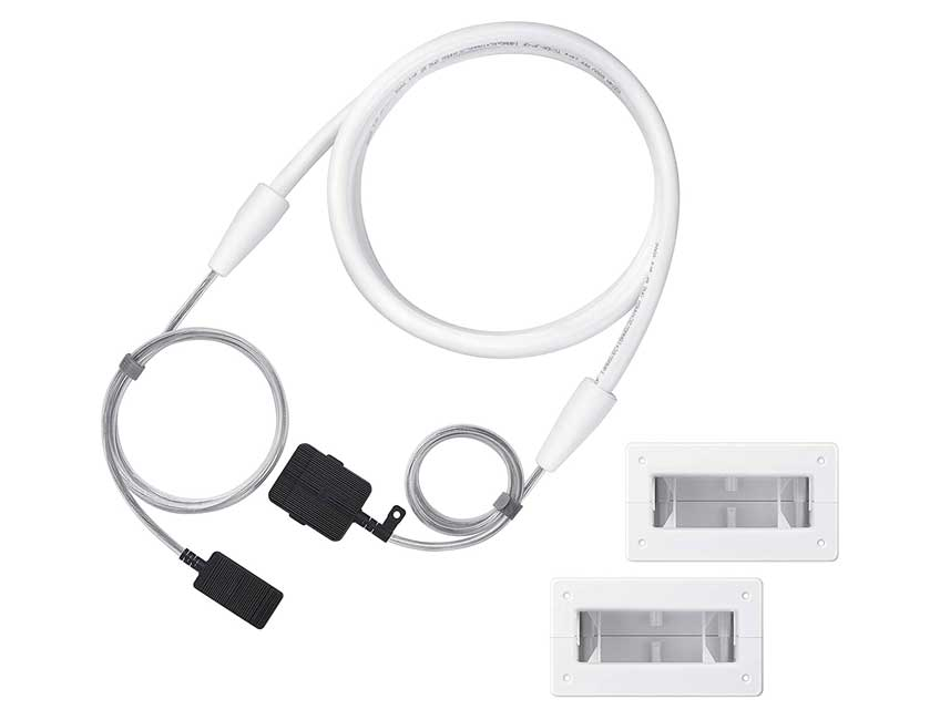 Samsung One Connect In-Wall Certified Cable 5 meter / 16.4ft for QLED & FRAME TVs (2019) UL approval type OFNP FT6 (NEC, Article 770/UL 1651) USA and Canada