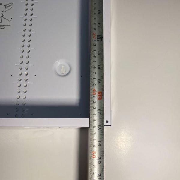 18x14 inch AV Back Box 18 Inch in Height